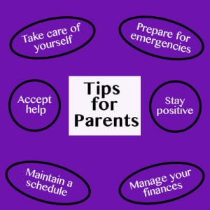 Tips for Single Parents